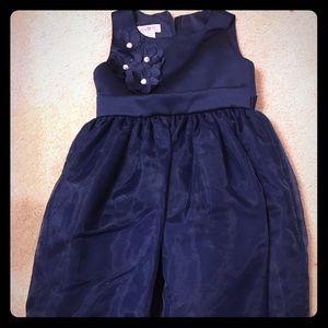Other - Navy dress for girl's