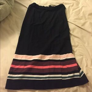 midi skirt from zara