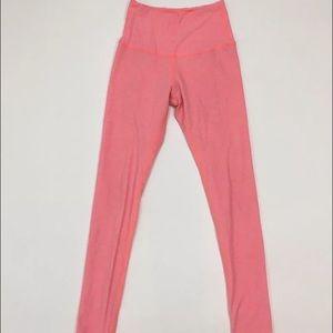 Beyond Yoga Pants - Beyond yoga leggings high waisted legging XS pink