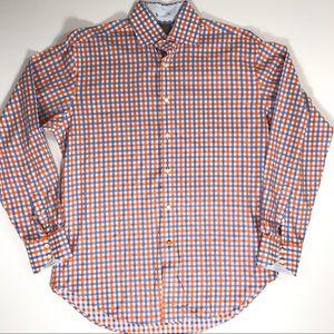 Thomas Dean Other - Mens Thomas Dean  Long Sleeve Dress shirt Sz Med