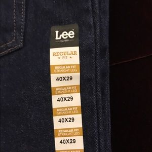 Jeans - Brand New Men Lee Jeans