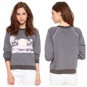 Wildfox Sweaters - Wildfox Pink Island Sweater