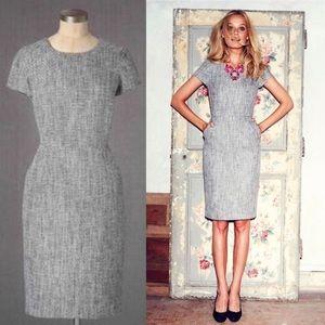 Boden Dresses & Skirts - Boden Chic Tweed Shift Dress