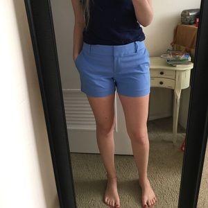 Ann Taylor Pants - Blue Riviera Shorts