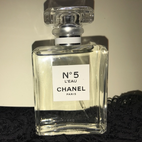 25 off chanel other chanel no 5 l 39 eau eau de toilette spray 50ml from courtney 39 s closet on. Black Bedroom Furniture Sets. Home Design Ideas
