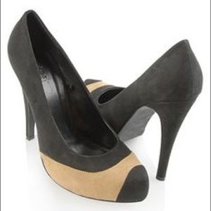 Forever 21 Shoes - Forever 21   colorblock heels