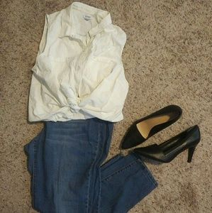 Eloquii Denim - Straight leg jeans