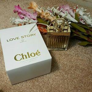 Chloe Love Story perfum