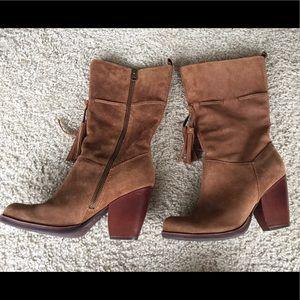 """Kork Ease """"Umbriel"""" boots size 7"""