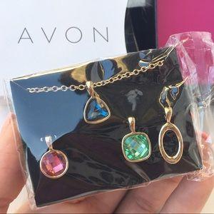 Avon Jewelry - Avon Necklace 4-Piece Set 🌺