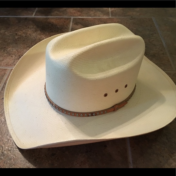 Ty Murray Collection Resistol Straw Cowboy hat 558915ffe5e