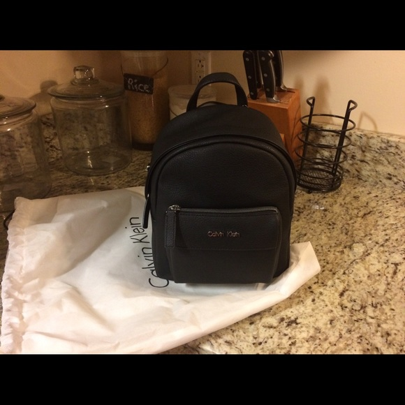 foto de Calvin Klein Bags   Mini Backpack   Poshmark
