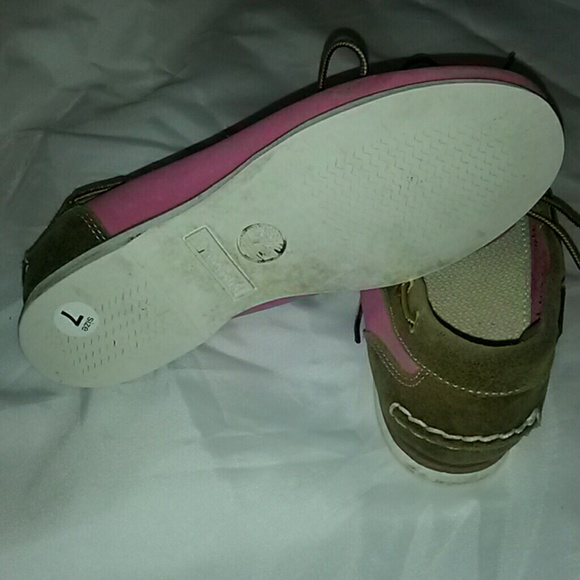 81 timberland shoes timberland pink and brown