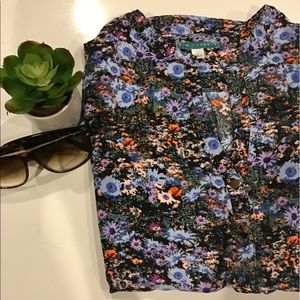 Women's • Floral Shirt•  Pim & Larkin