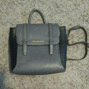 Adrienne Vittadini Handbags - Backpack style leather purse