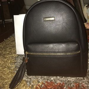 Aldo Black bag pack perfect for going out