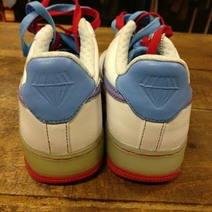 Nike AF1 XXV Premium 07 Philly Edition Sneakers