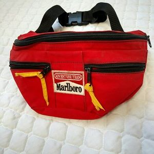 Other - Marlboro Fanny pack red