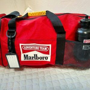 Other - Marlboro red duffle bag