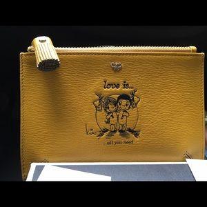 "Anya Hindmarch Handbags - Anya Hindmarch ""Love Is..."" Pouch"