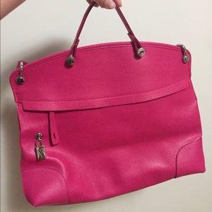 Furla Handbags - Furla handbag with silver button