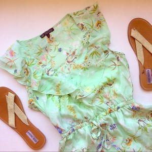 BeBop Dresses & Skirts - Green summer dress