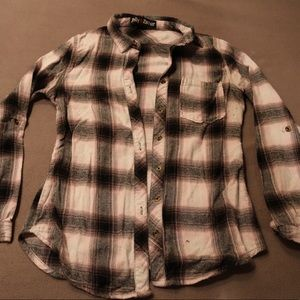 Polly & Esther Tops - Flannel