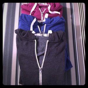 Abbot Main Sweaters - Abbot Main Zip Hoodie Bundle