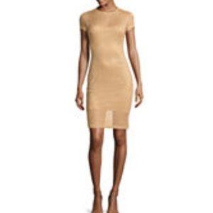 Bisou Bisou Dresses & Skirts - Bisou Bisou Perforated Midi Dress
