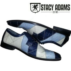 Stacy Adams Other - Stacy Adams Jazz - Men's Two Tone Oxford Shoes 12M