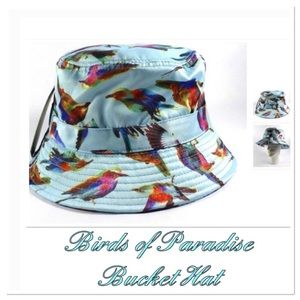 Birds of Paradise Bucket Hat