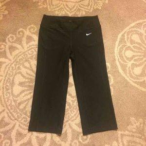 Nike Black Dri Fit Workout Leggings