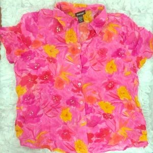 Avenue Tops - Women's PLUS Blouse
