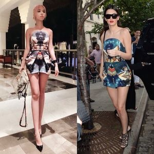 """Alice McCall Dresses & Skirts - Alice McCall """"Somewhere"""" Playsuit 0 Kendall Jenner"""