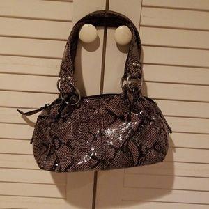 Kenneth Cole Reaction Handbags - Kenneth Cole Reaction small snakeskin print bag