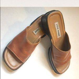 "Steve Madden Shoes - Steve Madden "" Guppie""  Platform Slides"