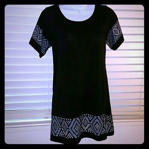 Dresses & Skirts - *Trendy Tee-Shirt Dress*