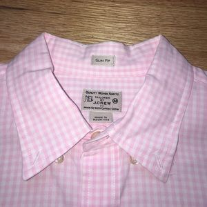 J. Crew Other - Like New Slim Fit Gingham J.Crew Button Down