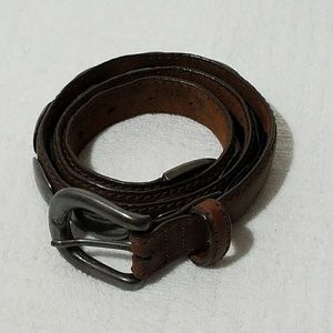 Billy Belts Vintage California Leather Belt