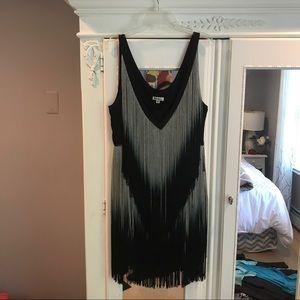 Foley + Corinna Dresses & Skirts - Foley & Corina Fringe Dress