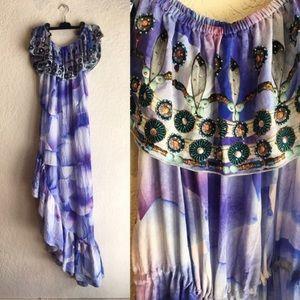 Camilla Dresses & Skirts - Camilla Dreamcatcher Embellished Swarovski Silk