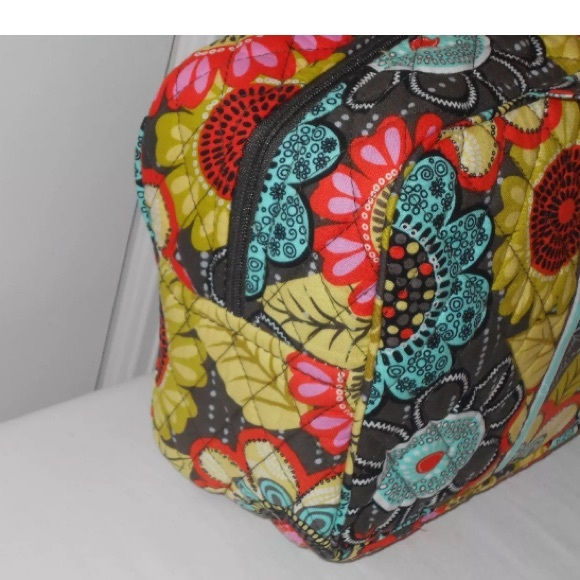 Vera Bradley Travel Grand Cosmetic Bag