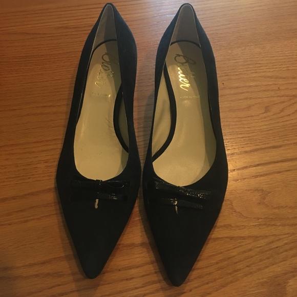 53ffec006 Sentinel WOMENS SILVER OPEN-TOE KITTEN-HEEL DIAMANTE LOW WEDGE GLITTER  SHOES SIZES 3-. Kitten heel Navy shoes size 8