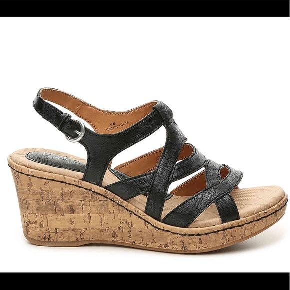 a02349091df Born Concept Shoes - BOC Chyna Wedge Sandal