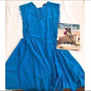 Sandro Dresses & Skirts - 🌟SALE🌟 Sandro blue party dress sz 3/ US10