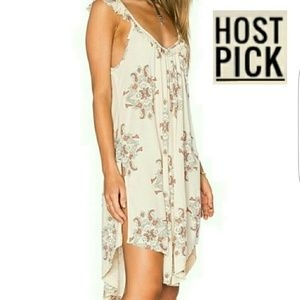 *HP* Free People Drifter Dress/Tank*
