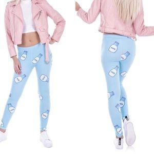 Twilight Gypsy Collective Pants - Milk Bottle Leggings & oh so cute!