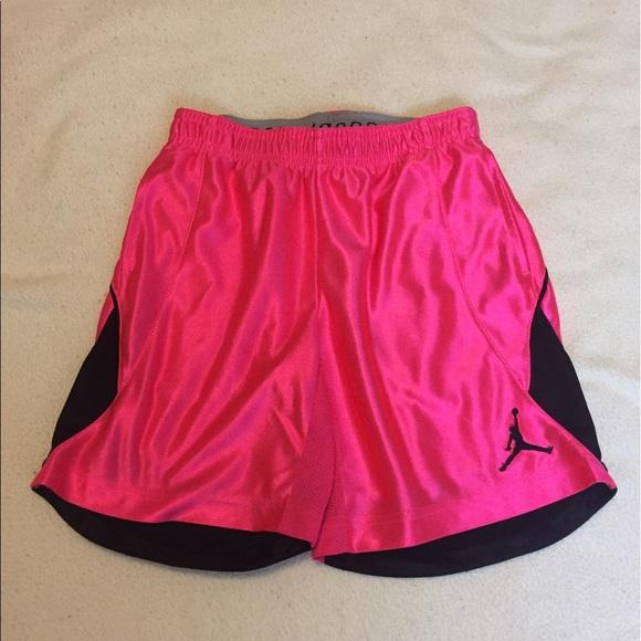 Girls Medium Air Jordan Shorts