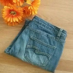 Crest Jeans Denim - Crest Capri Jeans