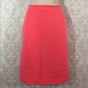 Dresses & Skirts - Summery Coral Pencil Skirt H & M